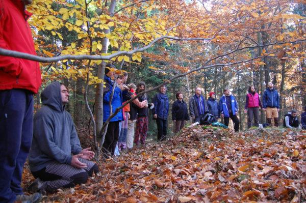 Druidská škola krajinné energie