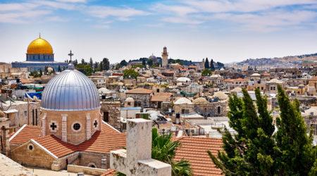 Propojení slunovratové jeruzalémské linie