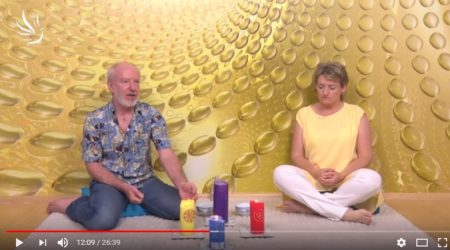 Meditace s Nejsvětější Trojicí